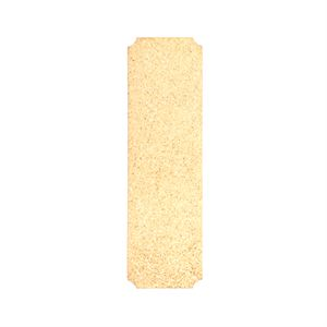 Picture of Gold Diamond Dust Rectangular Coin